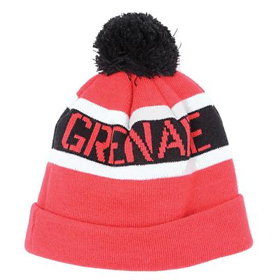 Grenade Color Block Beanie - Men's
