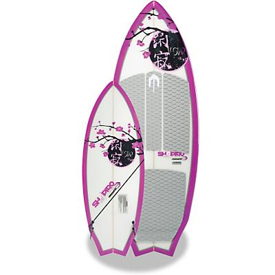 Grindwater V-Star Wakesurfer 4ft 8in - Women's
