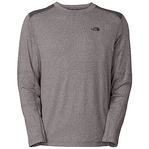 photo: The North Face Manti L/S Crew long sleeve performance top
