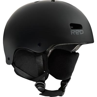 Red Trace Snowboard Helmet 2012- Men's