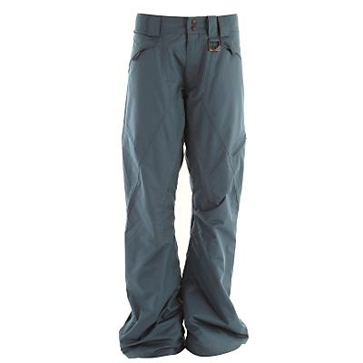 Oakley White Smoke Snowboard Pants 2012- Men's