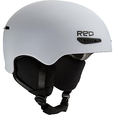 Red Avid Snowboard Helmet 2012- Men's