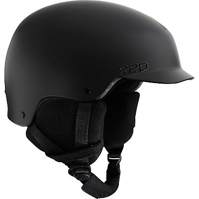 Red Mutiny Snowboard Helmet 2012- Men's