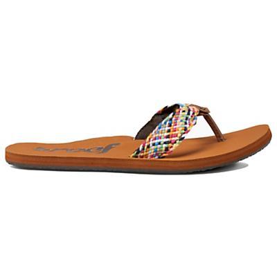 Reef Women's Mallory Scrunch Sandal