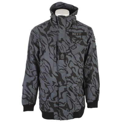 Neff Assault Softshell Jacket - Men's