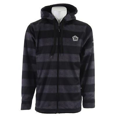 Sessions Kreuger Stripe Softshell Snowboard Jacket - Men's