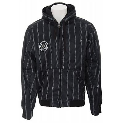 Sessions Pin Zip Skc Softshell Hoodie - Men's