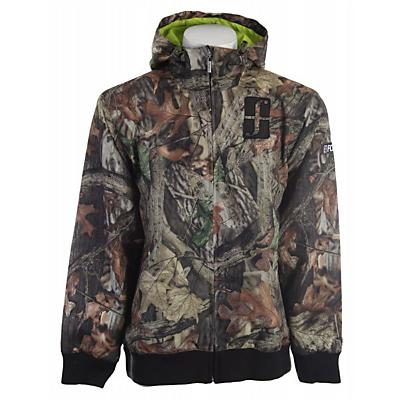 Forum Ozone Woolan Jacket Woodland Camo - Men's