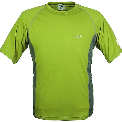 photo: Rab Aeon Tee short sleeve performance top