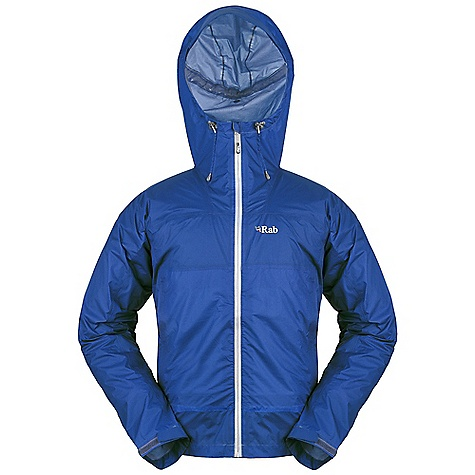 photo: Rab Kinetic Jacket waterproof jacket