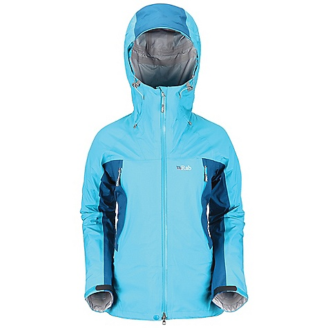 photo: Rab Women's Latok Alpine Jacket waterproof jacket