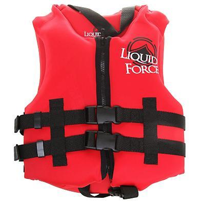 Liquid Force Nemesis CGA Wakeboard Vest - Kid's