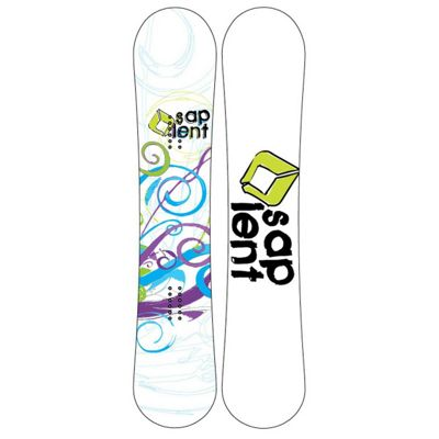 Sapient Spiral Snowboard 144 - Women's