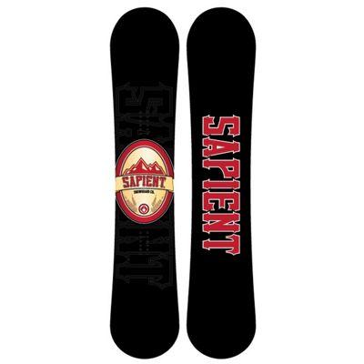 Sapient Wisdom Snowboard 149 - Men's