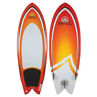 Liquid Force Fish Wakesurfer 5ft 2012