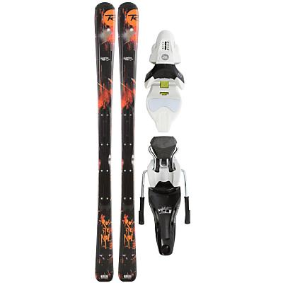 Rossignol Scimitar Jr Skis w/ Comp Kid Bindings - Kid's