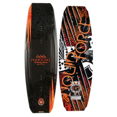 Liquid Force Tex Wakeboard 134 - Men's