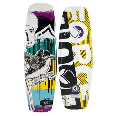 Liquid Force Peak Wakeboard 136 - Men's