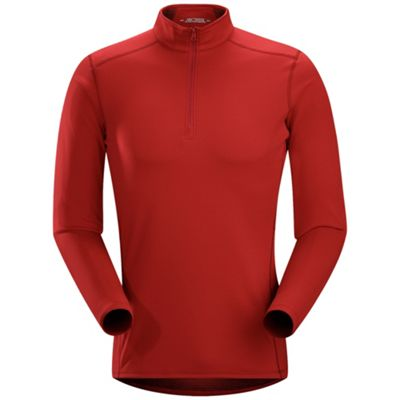 Arcteryx Men's Phase SV LS Zip Neck