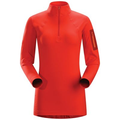 Arcteryx Women's RHO LT Zip Neck