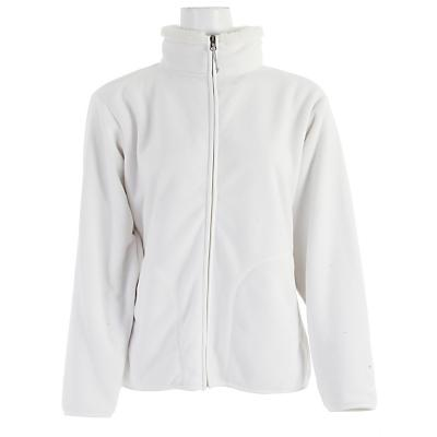White Sierra Soda Springs Fleece Jacket - Women's