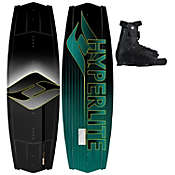 Hyperlite Tribute Wakeboard 137 w/ Focus Bindings - Men's