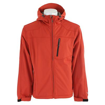 White Sierra South Shore Hooded Softshell Jacket - Men's
