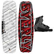 Byerly Monarch Wakeboard 56 w/ Verdict Bindings - Men's