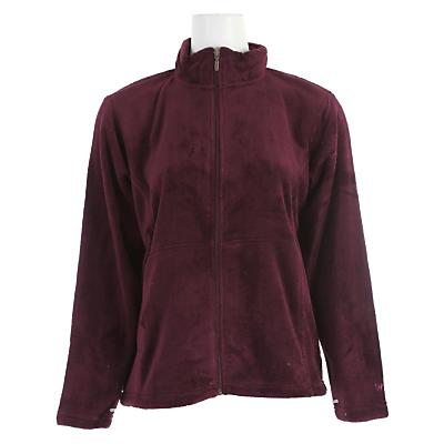 White Sierra Cozy Fleece Jacket - Women's