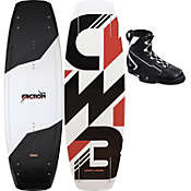 CWB Faction Wakeboard 138 w/ G6 Bindings - Men's