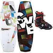 CWB Marius Wakeboard 136 w/ Marius Bindings - Men's