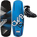 CWB Vibe Wakeboard 142 w/ G6 Bindings - Men's