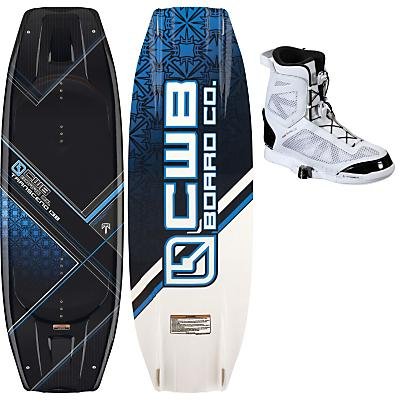 CWB Transcend Wakeboard 142 w/ Answer Bindings - Men's