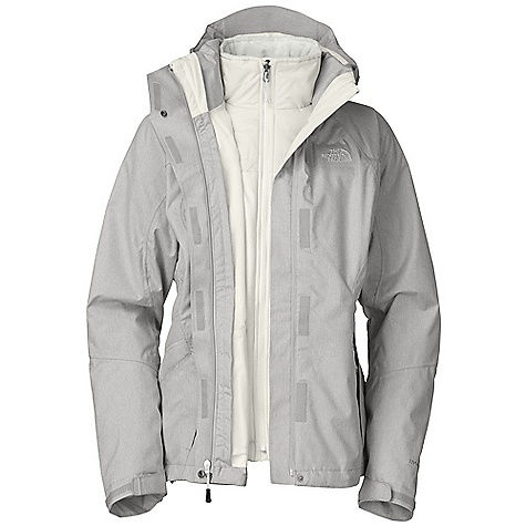 photo: The North Face Aphelion TriClimate Jacket component (3-in-1) jacket