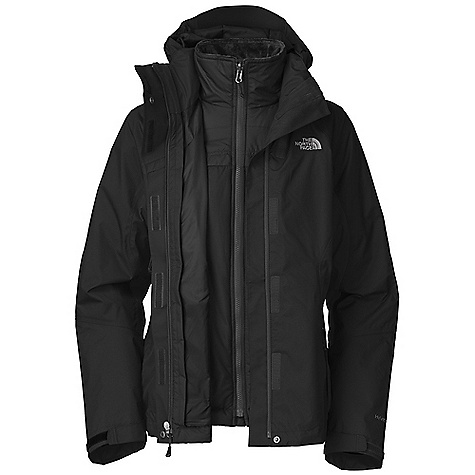 photo: The North Face Aphelion TriClimate Jacket