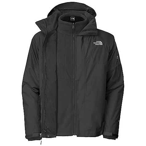 photo: The North Face Cambria Triclimate component (3-in-1) jacket
