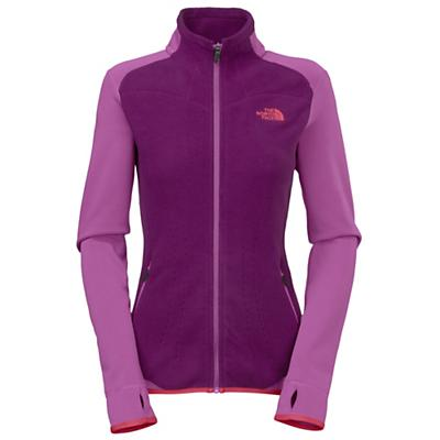 The North Face Women's Jacquard Split Full Zip