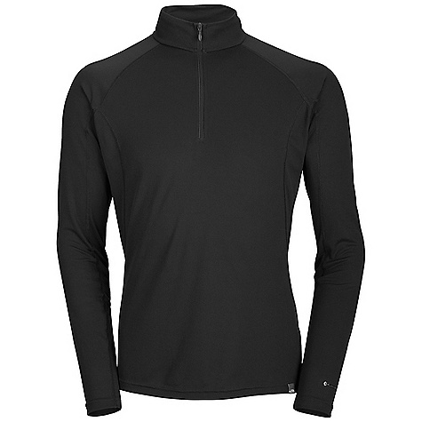photo: The North Face Light Long Sleeve Zip long sleeve performance top