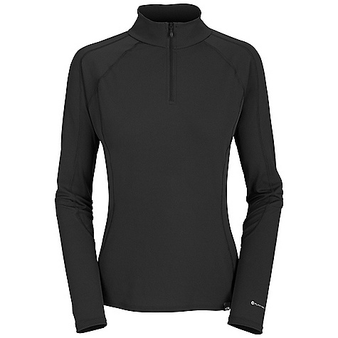 photo: The North Face Light Zip Neck base layer top