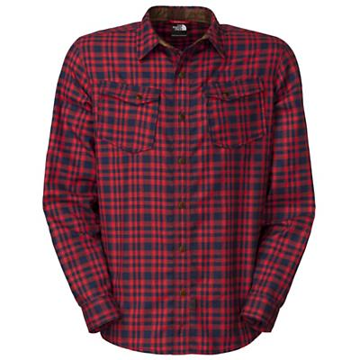 The North Face Men's L/S Send Flannel