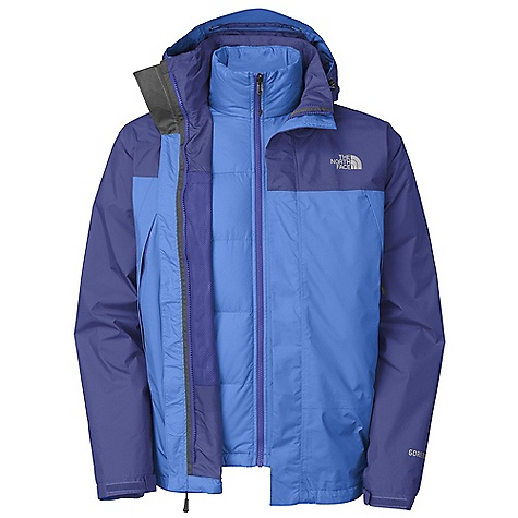 photo: The North Face Mountain Light Triclimate Jacket