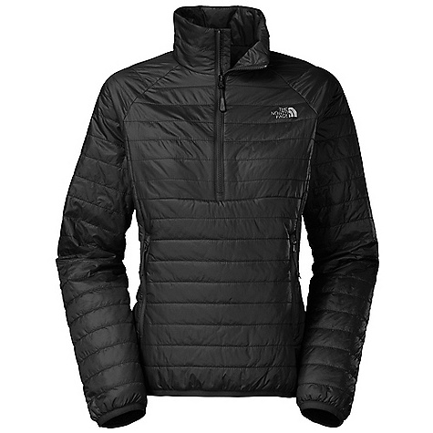 photo: The North Face Blaze 1/2 Zip synthetic insulated jacket