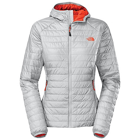 photo: The North Face Blaze Hooded Jacket synthetic insulated jacket