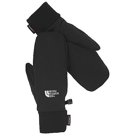 photo: The North Face Power Stretch Mitt fleece glove/mitten