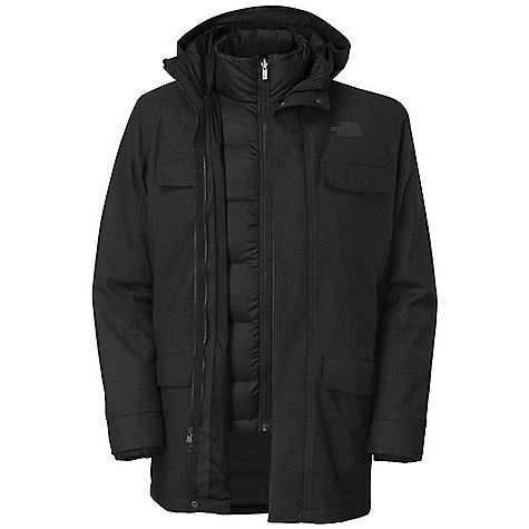 photo: The North Face Harper Triclimate Jacket component (3-in-1) jacket