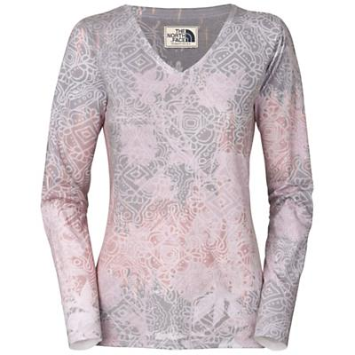 The North Face Women's L/S Leafline Tee