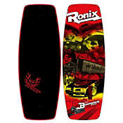 Ronix Boomstick Bi Level Wakeskate American Red/Yellow/ White 42 inch