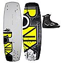 Ronix District Wakeboard 143 w/ Divide Bindings - Men's