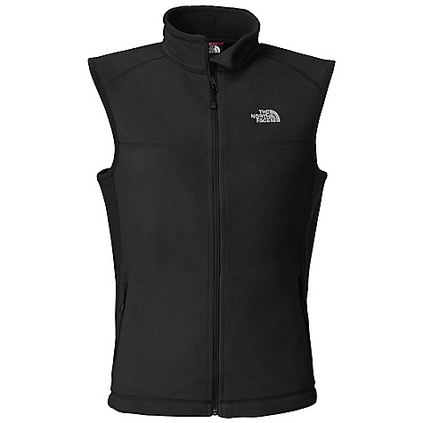 photo: The North Face 100 Aurora Vest fleece vest