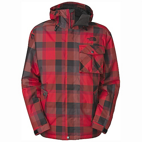 photo: The North Face Ballard Jacket snowsport jacket